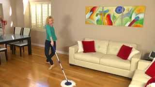Twist and Shout Mop™ - #1 Top Rated Mop on Amazon.com - Award Winning Newest Spin Mop