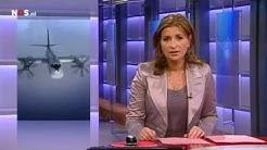 Geladen russische bommenwerpers boven Nederland