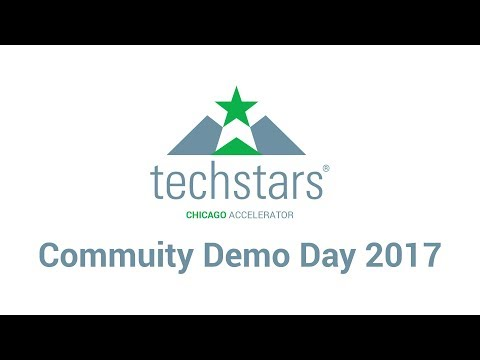 Techstars Chicago Demo Day - Full Live Show