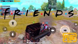 How to become best friend with random teammate in 30 minutes | PUBG Mobile
