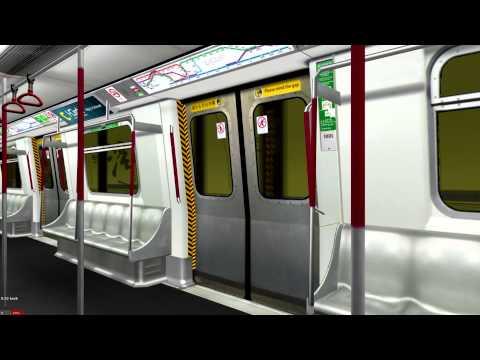 [openBVE] MTR Island Line (Kennedy Town to Chai Wan) (ATO Mode)