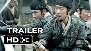 Brotherhood of Blades Official Trailer 1 (2014) - Chinese Action Drama HD