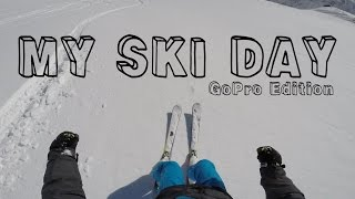 My Ski Day | GoPro Edition