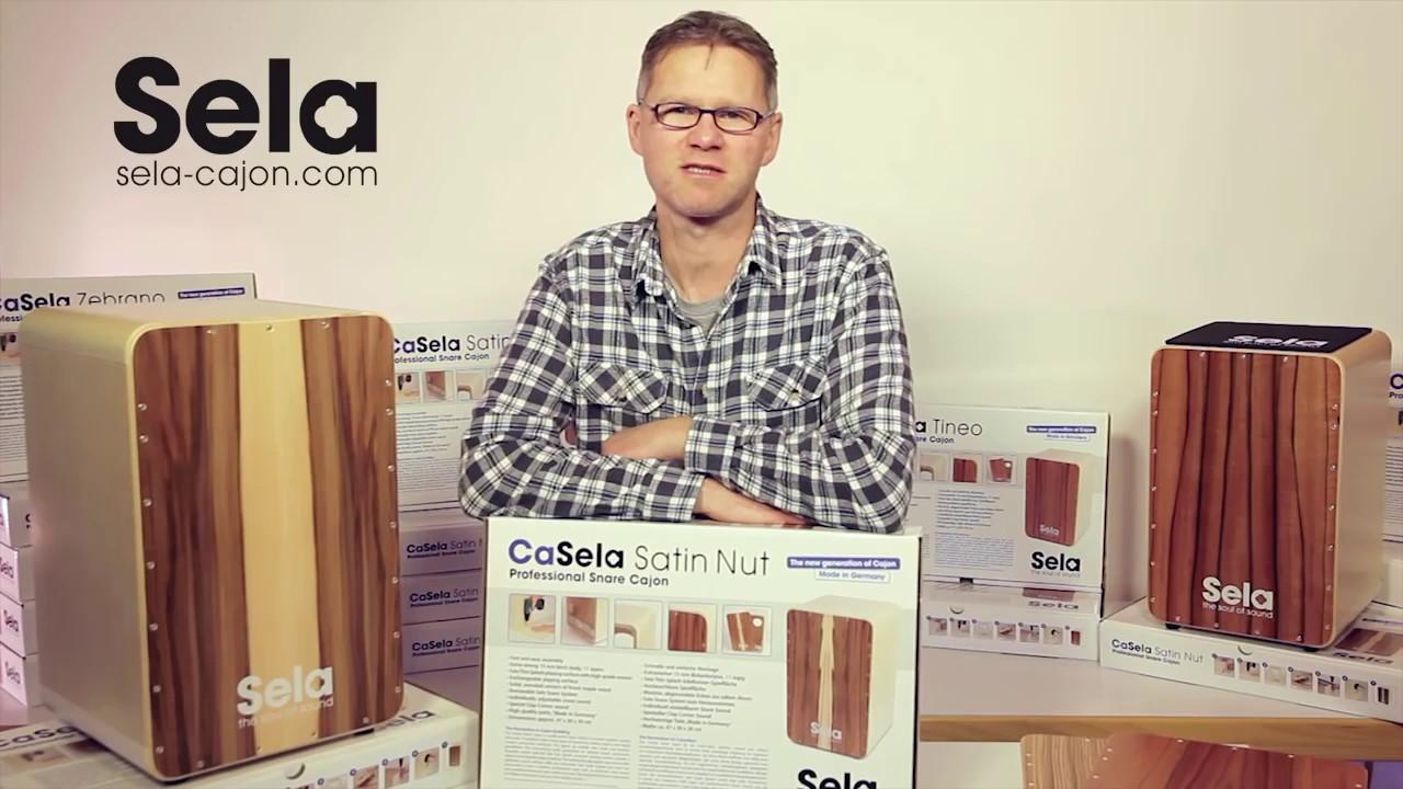 Sela CaSela Kit Quick Assembly Kit 安裝教學