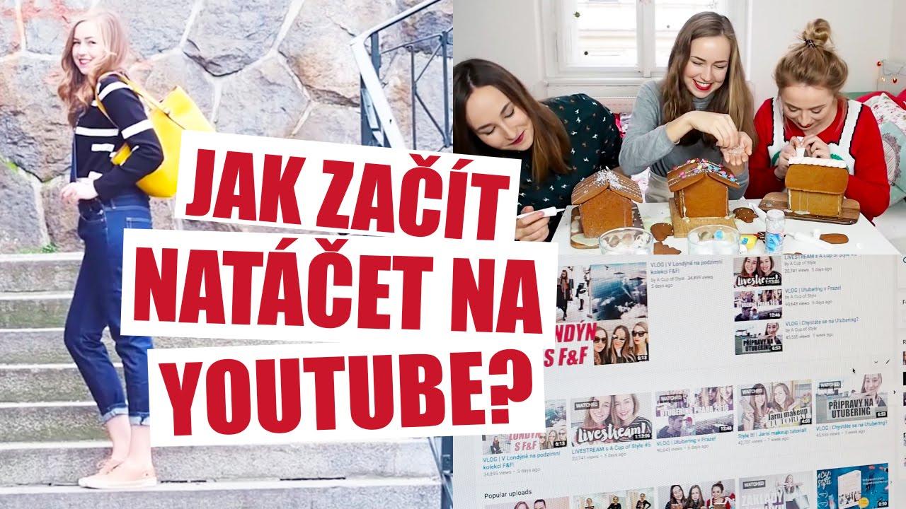 ACOS ACADEMY | Jak založit a rozjet YouTube kanál?!