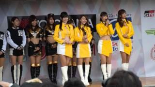 2016.04.02 スーパー耐久 ツインリンクもてぎ 予選日 ギャルオン ARN ra...
