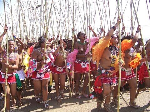 South African beautiful Virgin Girls - 2016 Indoni Carnival in Durban
