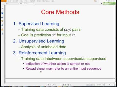 Machine learning in Hindi -Lecture 2 Supervised learning