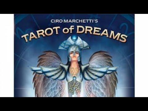 Обзор колоды Tarot Of Dreams