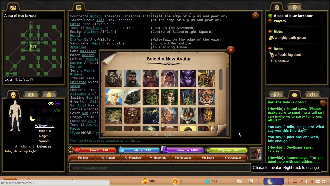 Image result for achaea mud