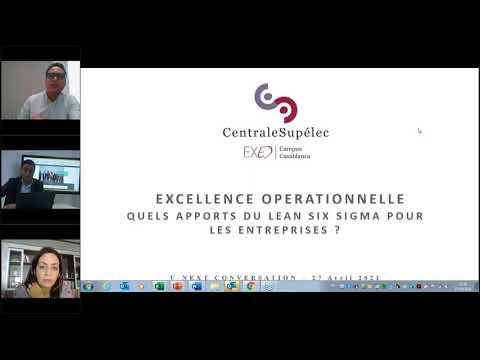 Excellence opérationnelle, quels apports du Lean Six Sigma pour les entreprises ?