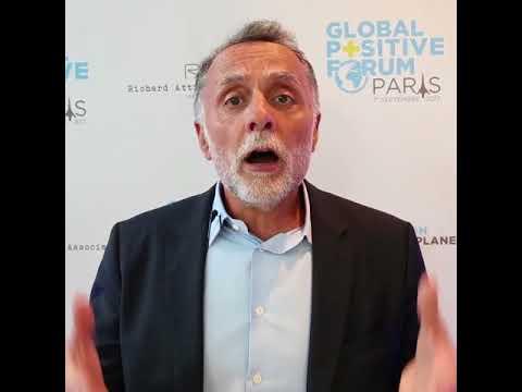 Global Positive Forum - Fadi Ghandour - Wamda