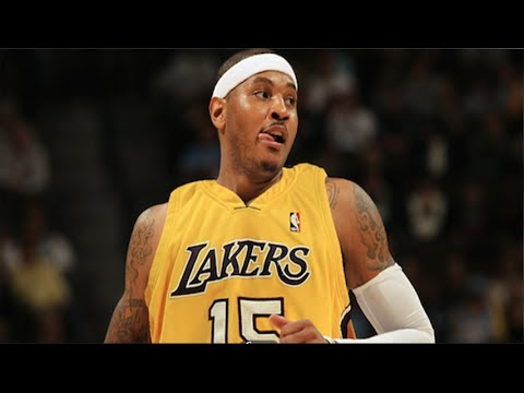 NBA - Carmelo Anthony Free Agency 2014 | Carmelo Anthony To The Lakers?
