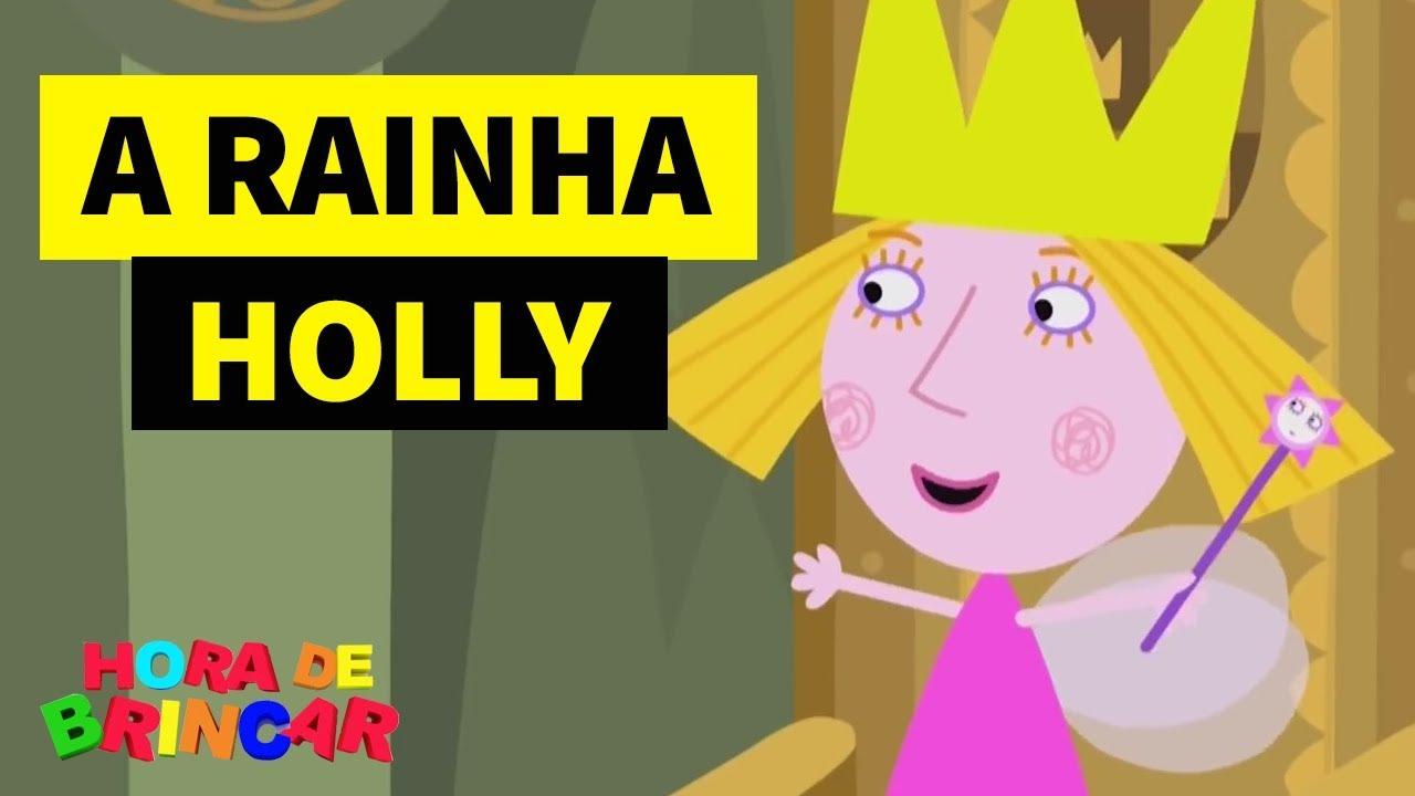 🔵 ben e holly em português  a rainha holly 👸🏼  t1e26