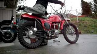 Rickman Montesa 250VR