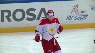 «Кубок Чёрного моря». Россия (белые) - Дания (4:1)