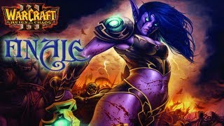 WarCraft III Reign of Chaos Hard - Ночные Эльфы Гранд Финал - Сумерки Богов