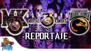 Reportaje | Mortal Kombat 3 | Ultimate Mortal Kombat 3 | Mortal Kombat Trilogy |