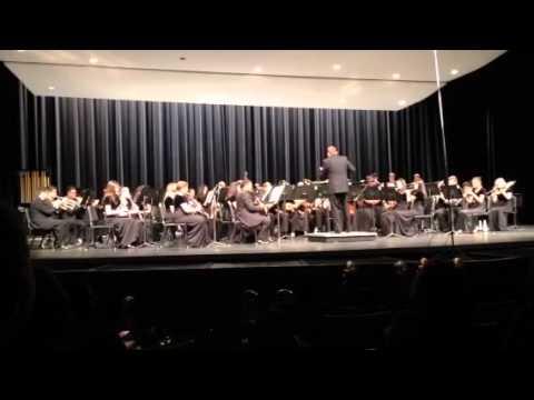 Buffalo Jump Ritual- MHS HS Symphonic Band