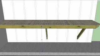 Garage Workbench Design #3