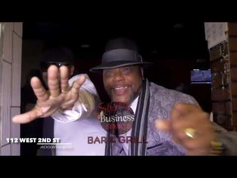 STRICTLY BUSINESS BAR AND GRILL (promo)