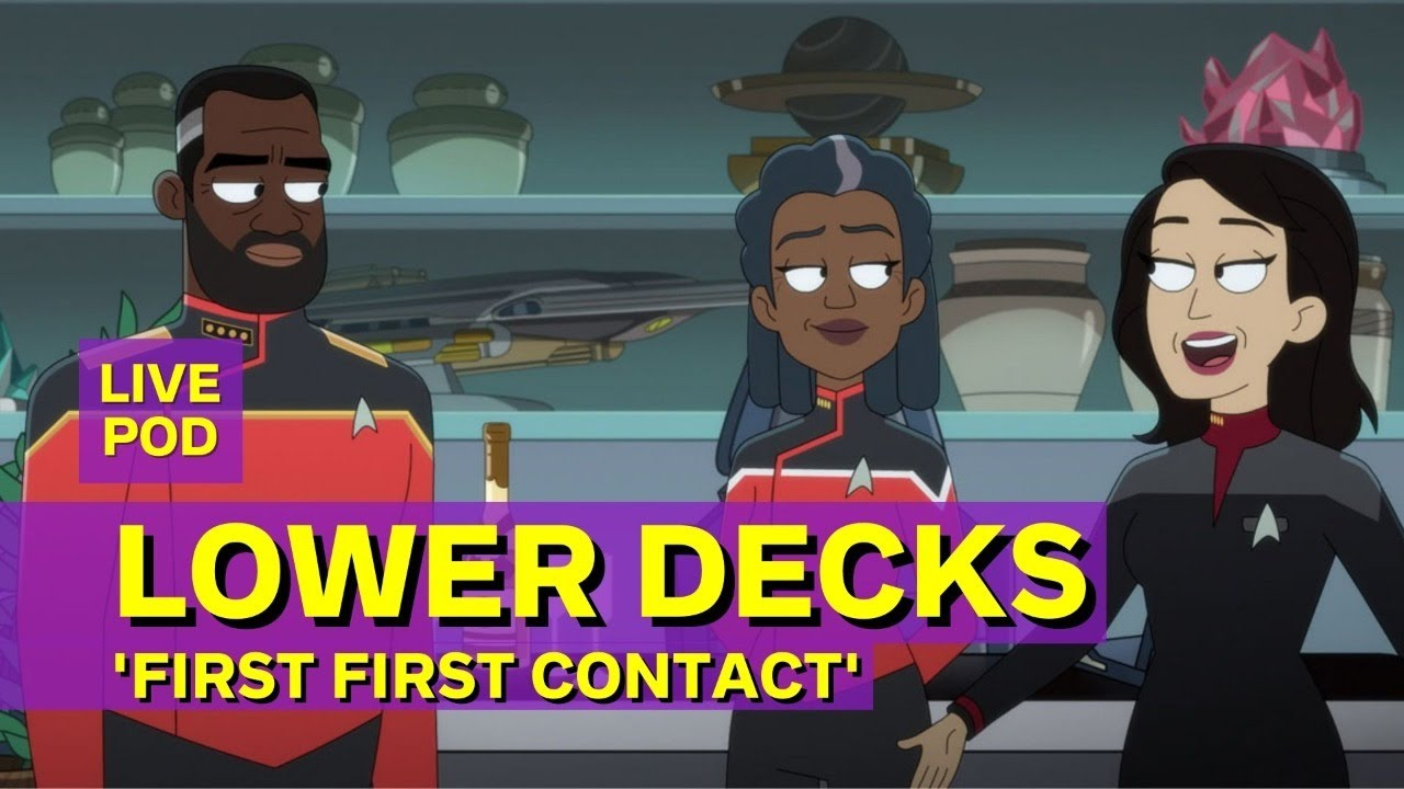 Download Lower Decks Season 2 Episode 10 Review: 'First First Contact'