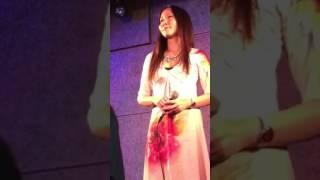 先日10月16日東京に旅行に行きました 大好きな小林クレアさんが出演するというので、初めて目の前でライブ見てきました。写真と同じ、とても綺麗な方でした。ライブ終了 ...