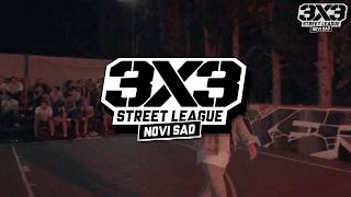 3×3 Street League Novi Sad – Finale – Teaser