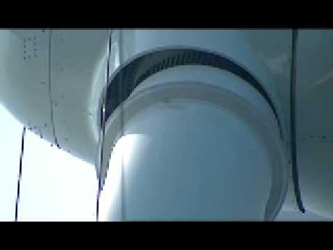 Noordzeewind Install Windmill