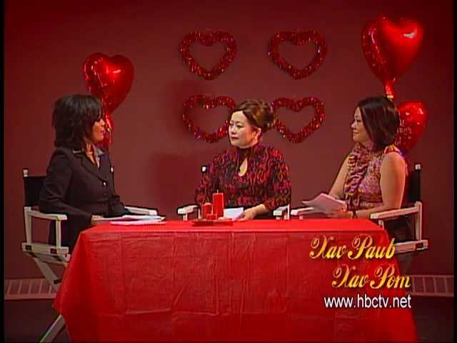 Pt 3 Xav Paub Xav Pom -Valentines Day: Discussion about Marriage and Relationship with Mee Vang