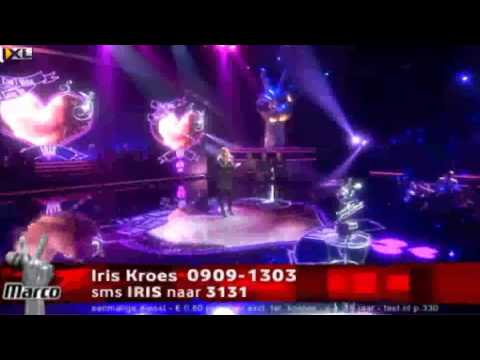 Iris kroes finale software