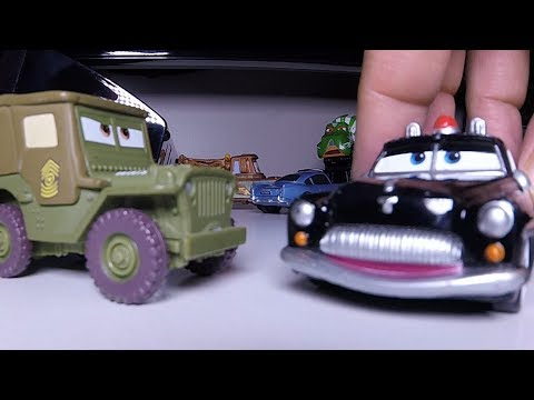 CARS 3 DISNEY PIXAR Toy Cars for KIDS! Mater and More Imagination!