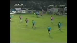 1997  FC Energie Cottbus - Hannover 96  Der Kampf um den Aufstieg in die 2.Bundesliega