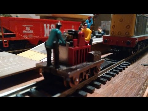 BACHMANN GANDY DANCER REVIEW