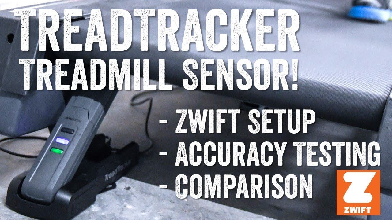 TreadTracker Treadmill Sensor // Treadmill Accuracy Testing Fun!