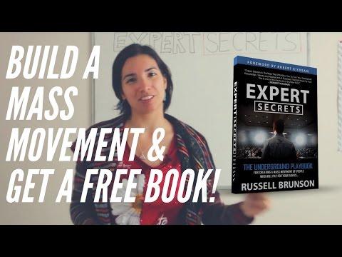 HOW TO BUILD A MASS MOVEMENT | Russell Brunson Expert Secrets Review