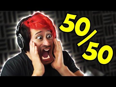Reddit's 50/50 CHALLENGE