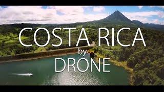 Costa Rica: Drone Footage (UHD 2.7K)