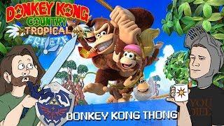Donkey Kong Nintendo Switch: GAME IS HARD - PART 4 - Those Gamer Guys