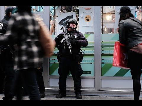 توجيه تهمة الإرهاب لمنفذ هجوم مانهاتن  - نشر قبل 3 ساعة