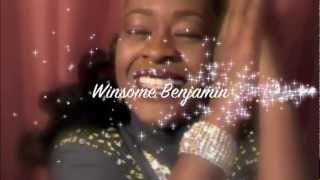 ONE MOMENT IN TIME - WINSOME BENJAMIN - REGGAE (OFFICIAL VIDEO) WHITNEY HOUSTON
