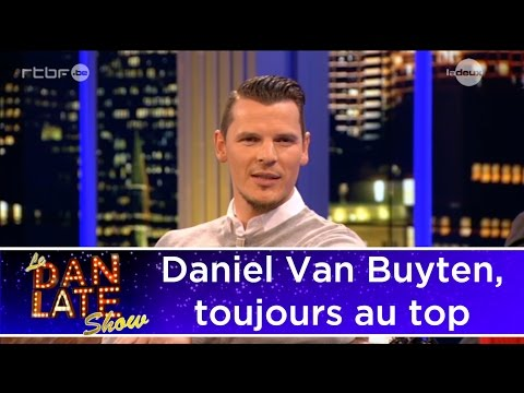 Daniel Van Buyten toujours au top (Dan Late Show)