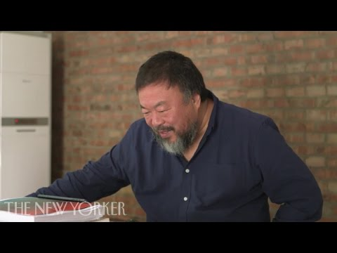 Ai Weiwei on the Chinese Government and What It Wants from Him – The New Yorker Festival
