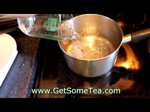 how to make iaso tea prepare instructions tutorial 2015 Total Life changes TLC
