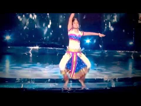 Shakira and Indian classical dance