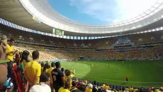 Colombia vs Costa de Marfil, goles en vivo