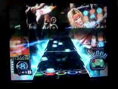 Guitar Hero 3 Cities On Flame With Rock and Roll 100% ...