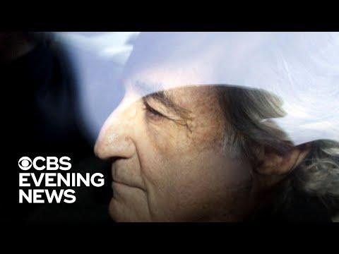 Ponzi schemer Bernie Madoff dies in prison at 82
