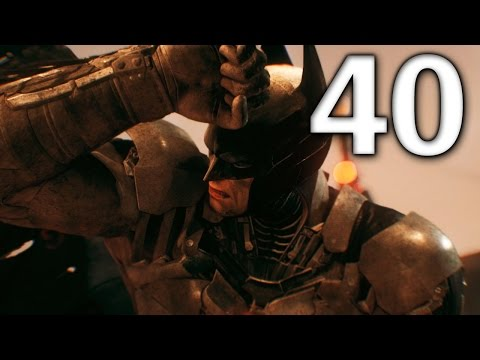 Batman: Arkham Knight Official Walkthrough 40 - Cloudburst