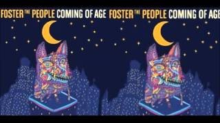 Coming Of Age - Foster The People (WITH LYRICS)
